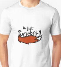 Furlebrity: A-lister Unisex T-Shirt