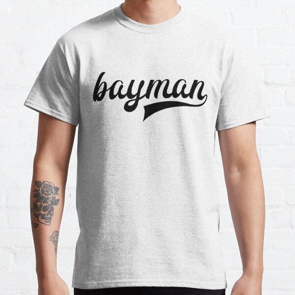 Bayman - show your bayman pride - Newfoundland Classic T-Shirt