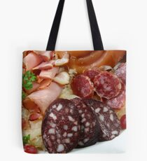 Choucroute Alsacienne Tote Bag