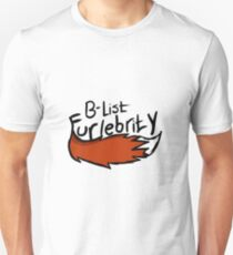 Furlebrity: B-lister Unisex T-Shirt
