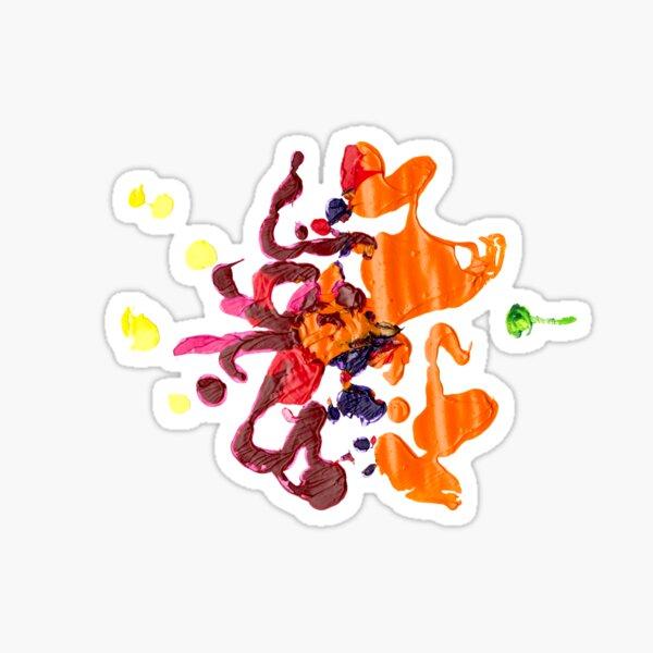 Fuchsya Sticker