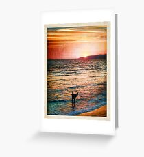 Venice Beach Boogie Greeting Card