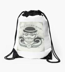 Full Steam Ahead Drawstring Bag