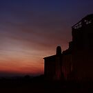 Mourilyan Mill Sunset by Ron  Wilson