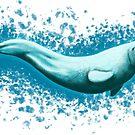 Beluga Whale by FaunaFocus