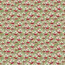 Red and Green Gum Blossom by KariLiz