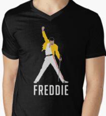 FREDDIE Men's V-Neck T-Shirt