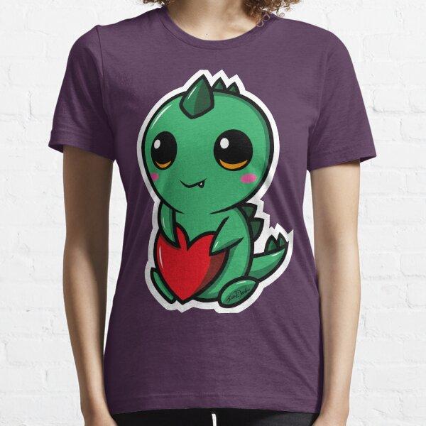 Chibi Dinosaur 1.2 Essential T-Shirt