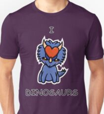 Chibi Dinosaur 3.1 Unisex T-Shirt