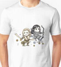 Fili and Kili Chibi T-Shirt