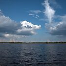Lake Henderson, Inverness, Florida by TeeMack