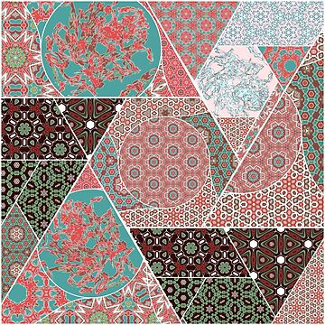 fall patchwork pattern by ackelly4