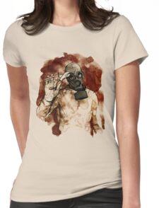 You'd Better Start Talkin' Womens Fitted T-Shirt
