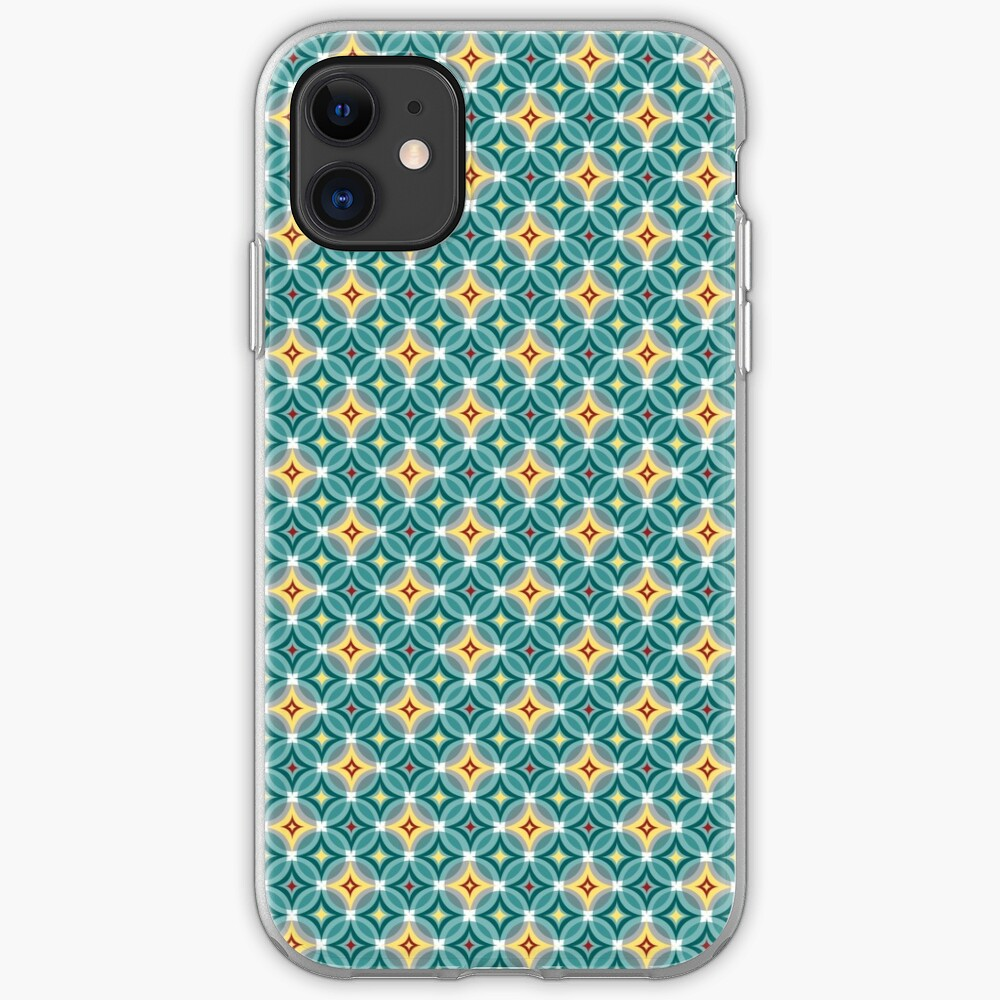 Little Twinks in Green and Yellow iPhone Case & Cover