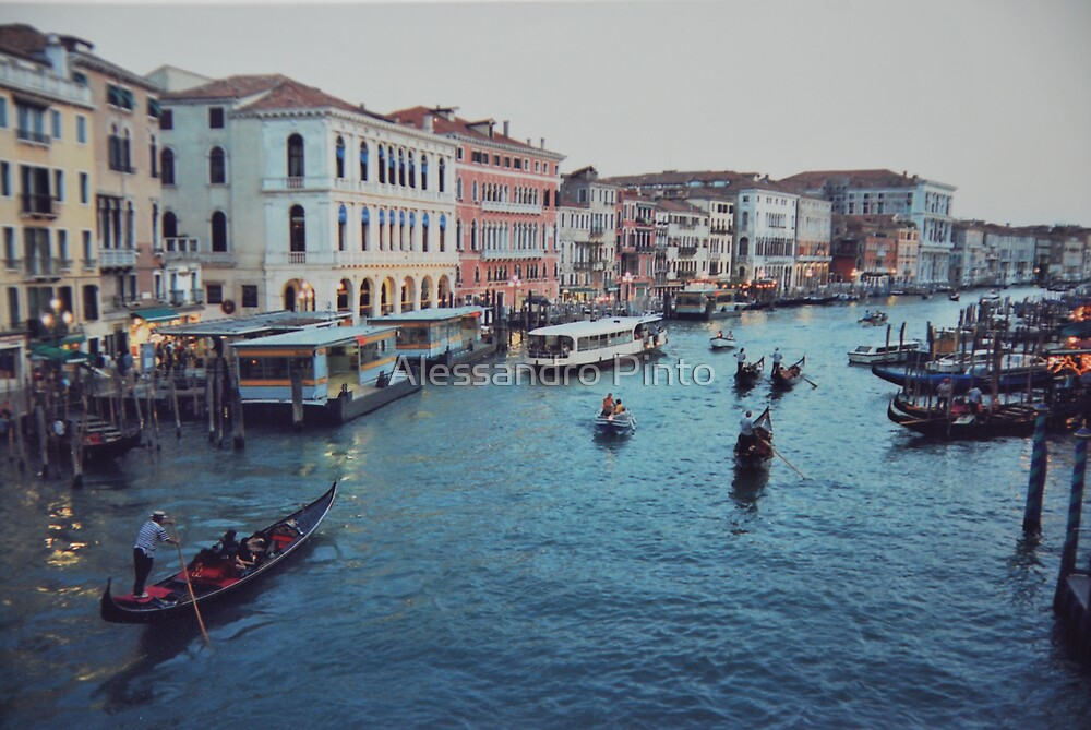 Venice Acid Version by Alessandro Pinto