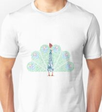 The Other Guys Peacock T-Shirt