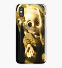 Little Miss No Name 1965 Hasbro iPhone Case/Skin