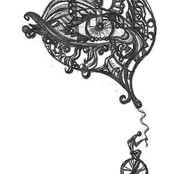 LittleTScribble#17 by AstridS
