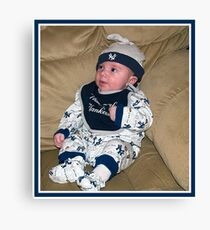 Our Future New York Yankee Canvas Print