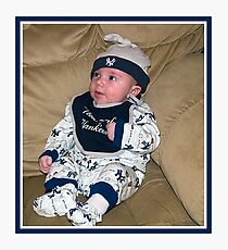 Our Future New York Yankee Photographic Print