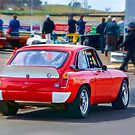 1968 MGC GT by Stuart Row