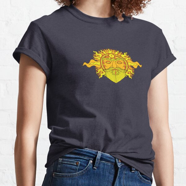 Yelm The Sun God by Kalin Kadiev Classic T-Shirt