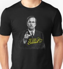 Better Call Saul B&W Unisex T-Shirt