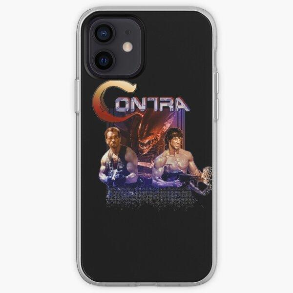 Contra Ripoff iPhone Soft Case