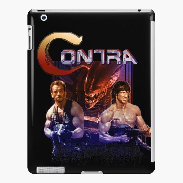 Contra Ripoff iPad Snap Case