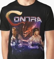 Contra Ripoff Graphic T-Shirt