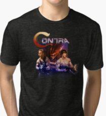 Contra Ripoff Tri-blend T-Shirt