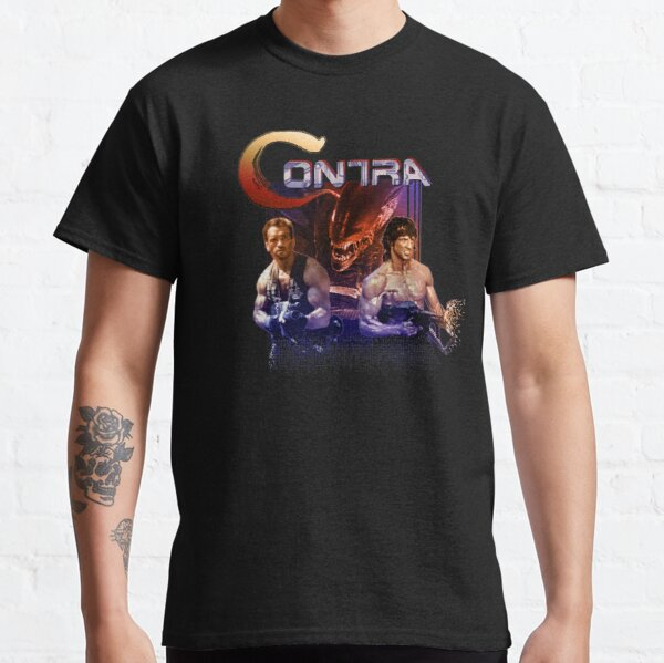 Contra Ripoff Classic T-Shirt