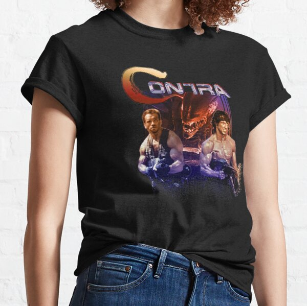 Contra Ripoff Classic T-Shirt