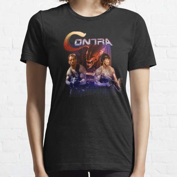 Contra Ripoff Essential T-Shirt