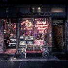 Underground Boxing Club NYC by Nicklas Gustafsson