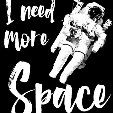 I need more space by augenpulver