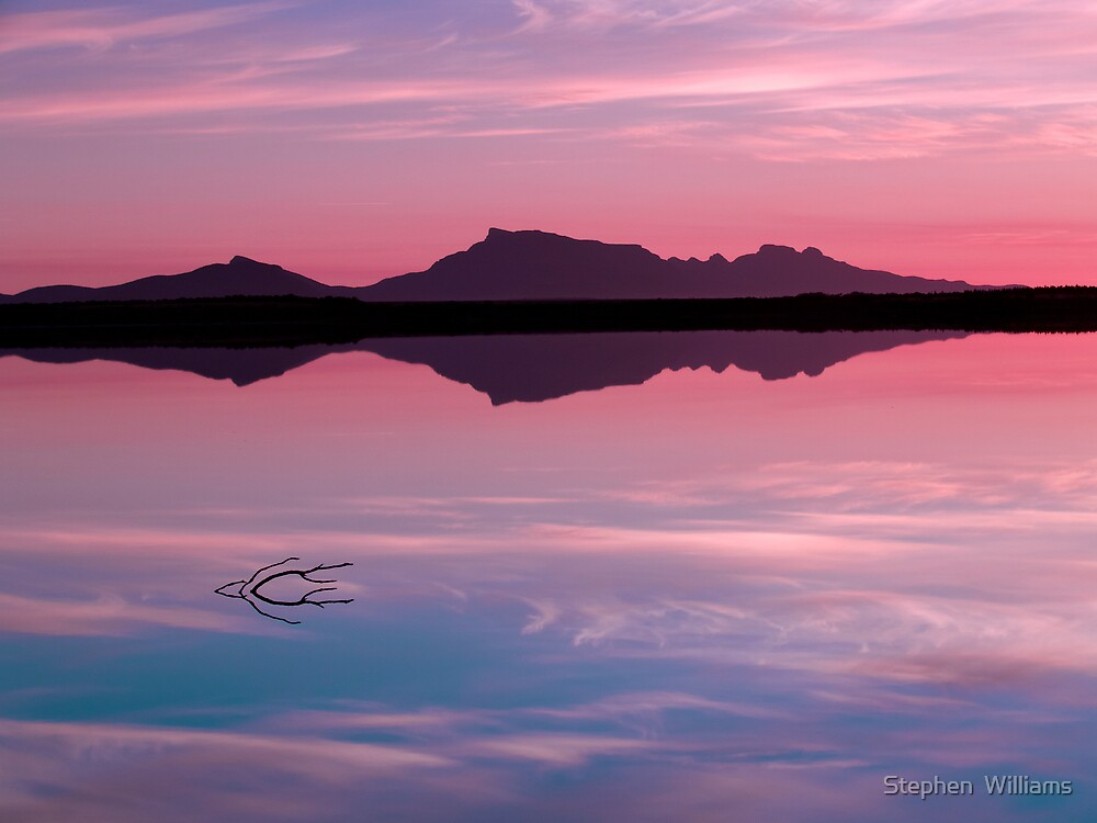 Cotton Candy Hills by Stephen  Williams