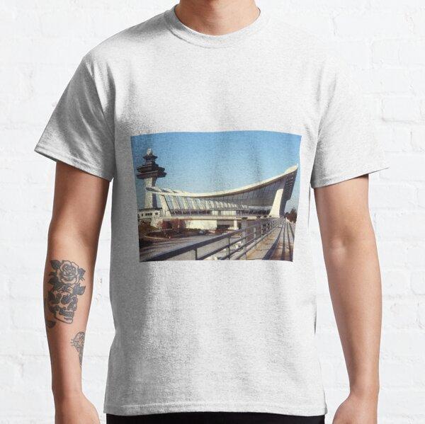 Dulles Airport, Washington DC 1967 Classic T-Shirt