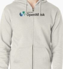 Apache OpenWhisk Zipped Hoodie