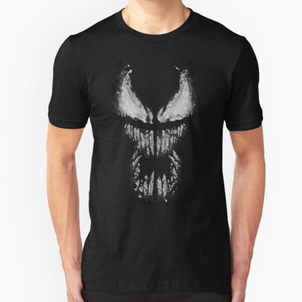 Poisonous Substance Slim Fit T-Shirt