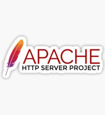 Apache HTTP Server Project Sticker