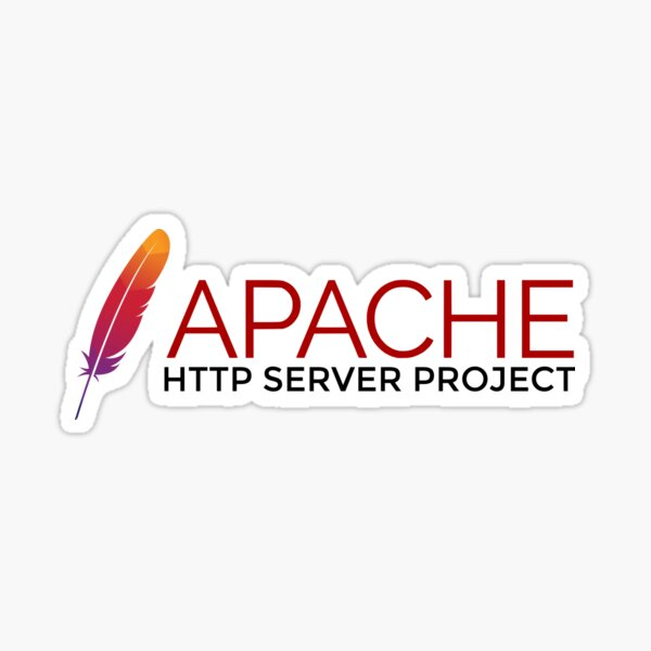 Apache HTTP Server Project Sticker