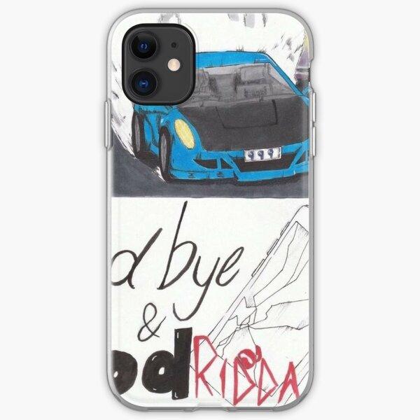 Juice Wrld - Goodbye & Good Riddance iPhone Soft Case