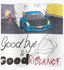 Juice Wrld - Goodbye & Good Riddance Poster