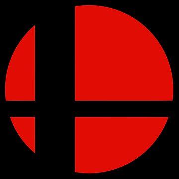 Smash Bros. Logo by RealRocknRolla