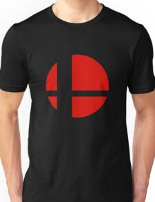 Smash Bros. Logo Unisex T-Shirt