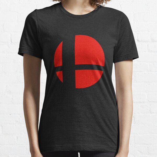 Smash Bros. Logo Essential T-Shirt