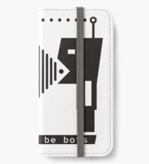 bots will be bots  iPhone Wallet/Case/Skin