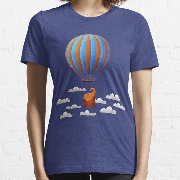 Flying Elephant Essential T-Shirt