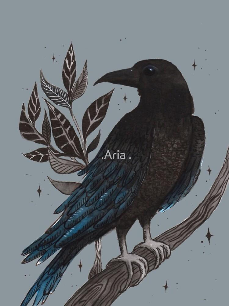 Raven by ARiAillustr